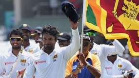 Sanga says farewell to Test career