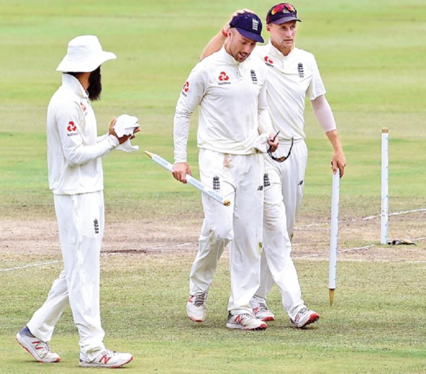 Sri Lanka lose second Test by 57 runs