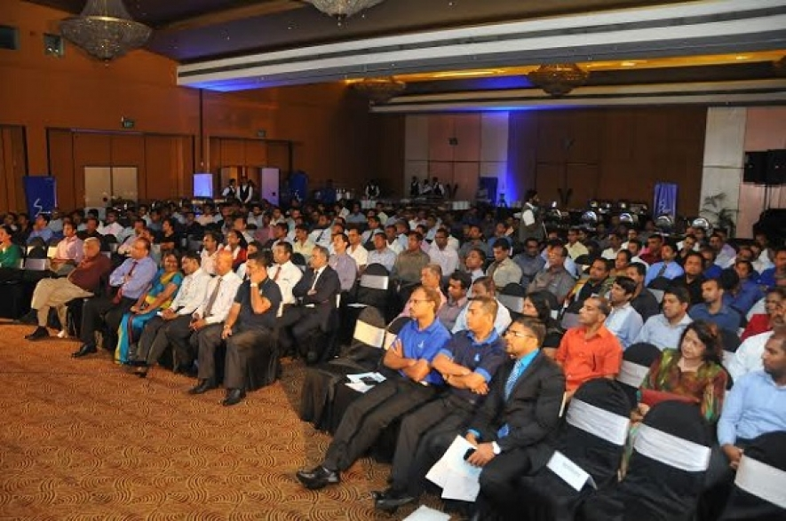 SLT completes forum for Colombo business customers