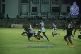 Navy emerge Bowl Champions in Dialogue Inter Club Rugby 7's
