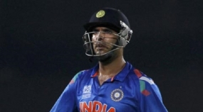 Stone pelted at Yuvraj Singh's house in Chandigarh