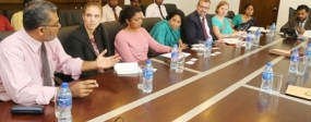 USAID upbeat on high level call for Lanka Sathosa skilling