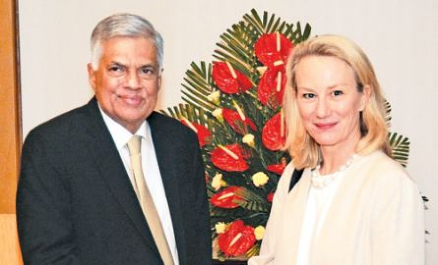 PM meets U.S. State Dept. official
