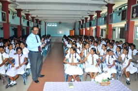 National Reading Month seminar 'Improving Reading Skills' in Batticaloa