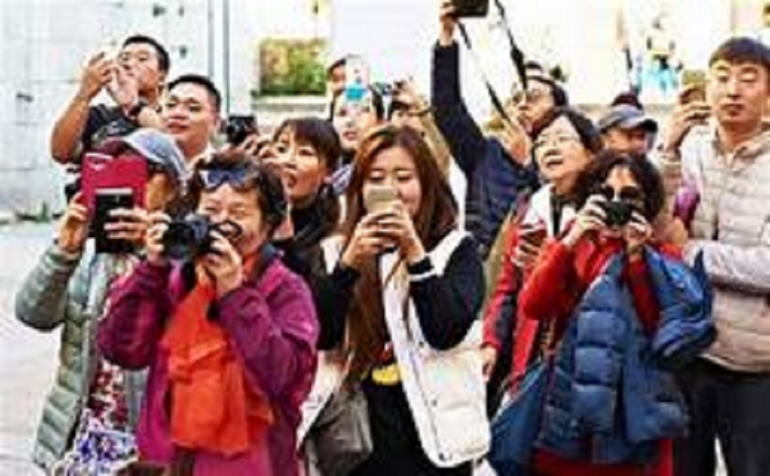 Over 260,000 Chinese tourists visited Lanka in 2018
