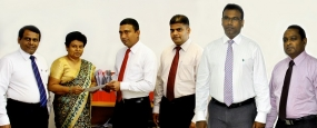 First shipment from EGDC a leading BOI logistics project, leaves Colombo Port under Free Port regulations