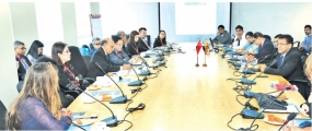 BOI HOLDS DISCUSSIONS WITH SINGAPORE LEGAL PROFESSIONALS, BUSINESS DELEGATION