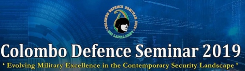 Army to host 9th Colombo Defence Seminar