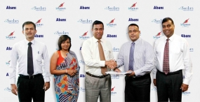 SriLankan Airlines' FlySmiLes partners Abans