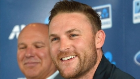 Brendon McCullum to retire before World T20 in March