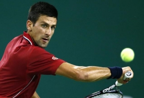 Djokovic enters second round in Dubai open