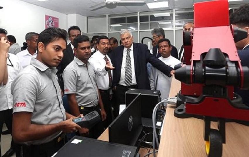 PM opens Sri Lanka-Korea National Vocational Training Institute