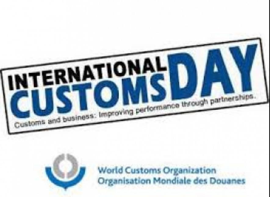 International Customs Day falls today.