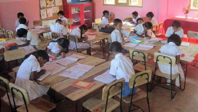 Primary classes begin second term today