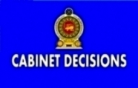 DECISIONS TAKEN BY THE CABINET OF MINISTERS AT ITS MEETING HELD ON 07.11.2017