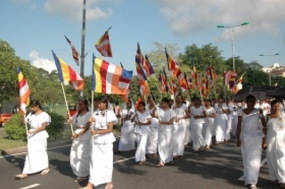 "Students ""Esala"" Perahera will parade the streets, Saturday"