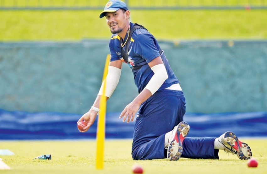 Lakmal promises turnaround performance on turning Pallekele pitch