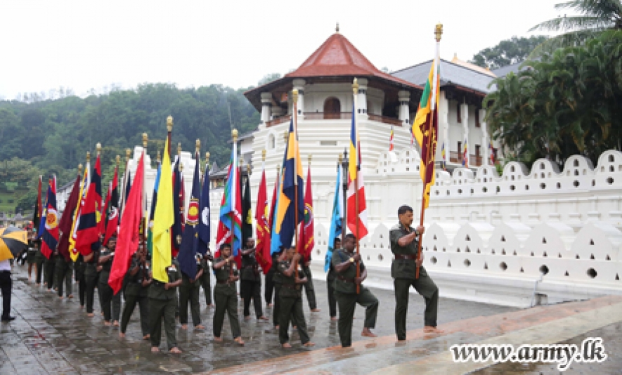 Triumphant Sri Lanka Army Sets to Mark Its 65th Birth Anniversary