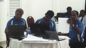Regional ICC Panel Umpire workshop in Sri Lanka