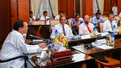 President instructs officers to create drug fee villages and zones