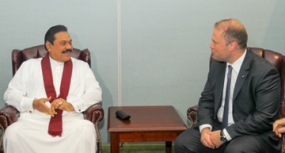 President Rajapaksa and Prime Minister of Malta Meet to Discuss CHOGM