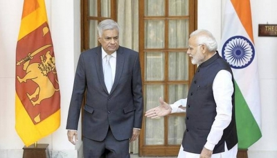 India welcomes resolution of political crisis in Sri Lanka