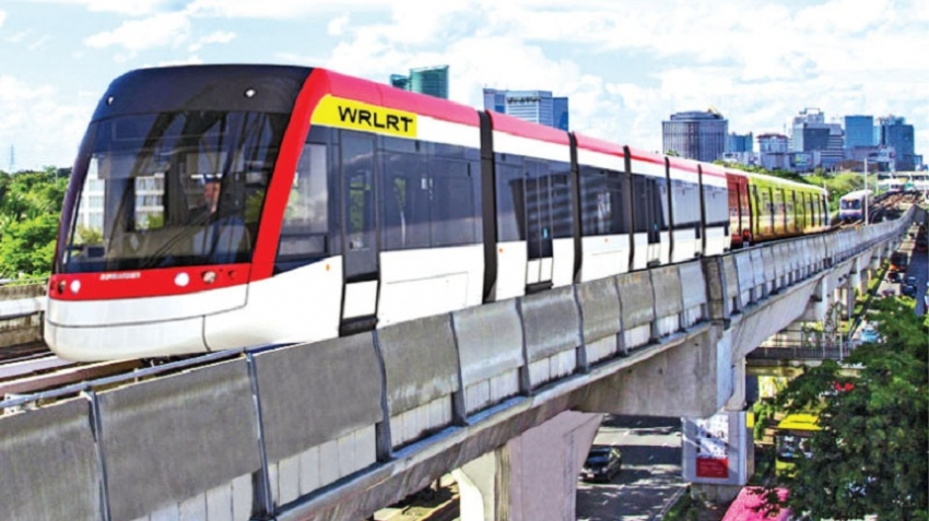 LRT for Colombo