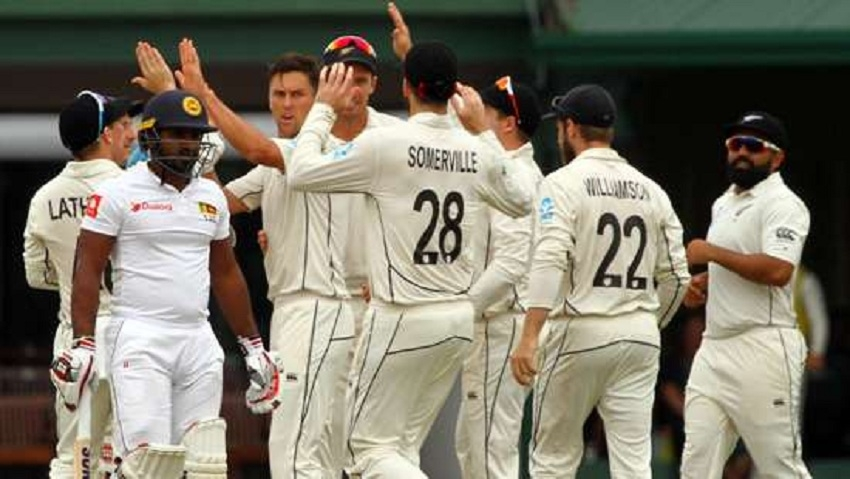 New Zealand draw series after Sri Lanka collapse on final day