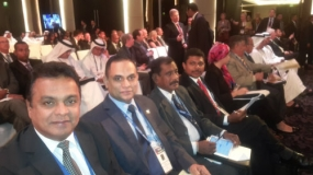 Sri Lanka attended 4th Counter Piracy Conference in Dubai