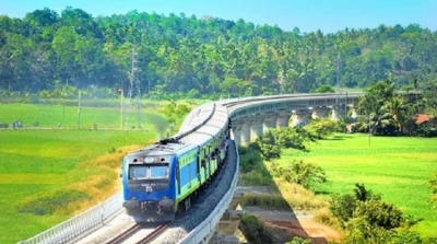 Matara - Beliatta new rail line   open tomorrow