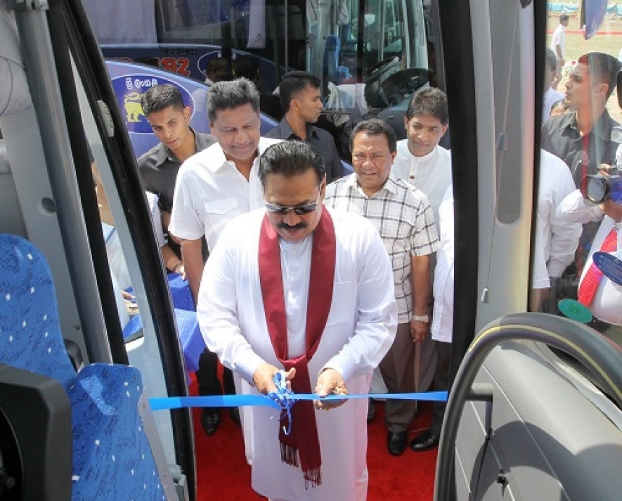 50 Luxury Buses to Ply on Expressways