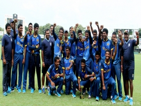Sri Lanka Under 19 beat Australia Under 19 to clinch series 3-1