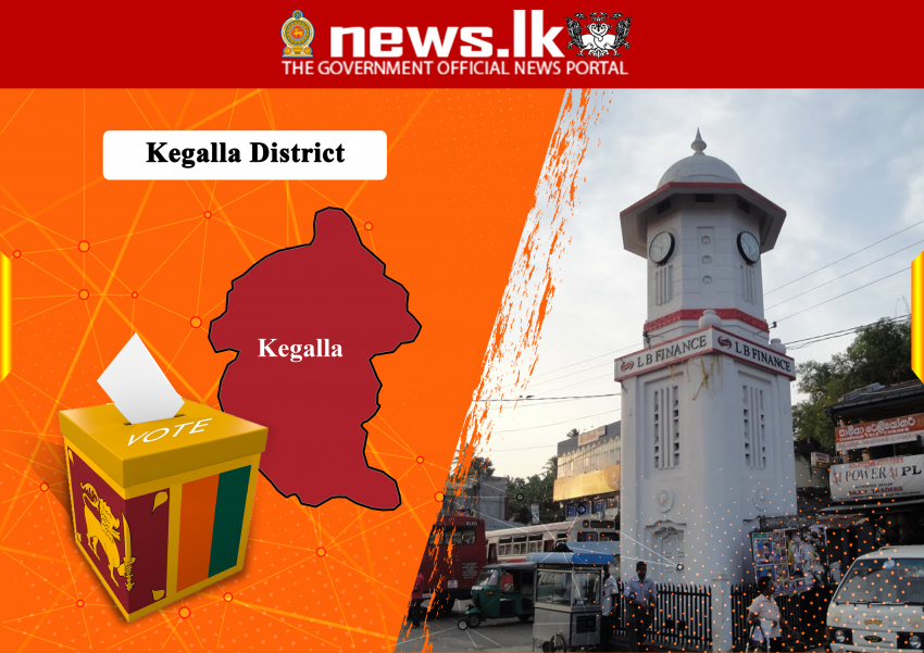 District : Kegalle Seat Allocation