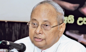 Archbishop says all should work for country's well-being