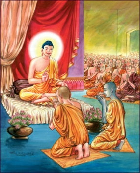 Today is Vap Full Moon Poya Day