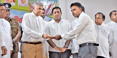 Over 116 entrepreneurs to receive Thurunu Diriya loans
