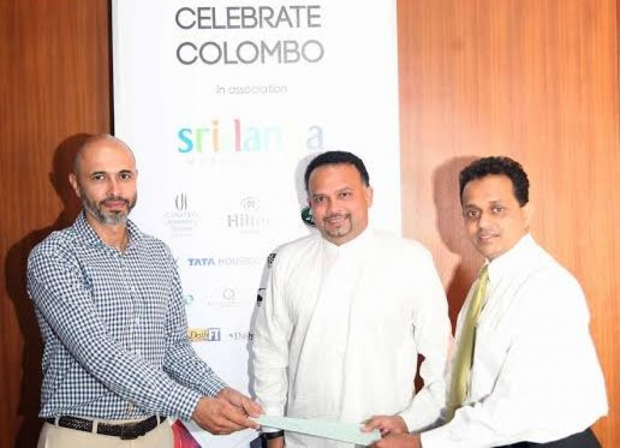 "Sri Lanka Tourism to "" Celebrate Colombo"" at CFW 2015"