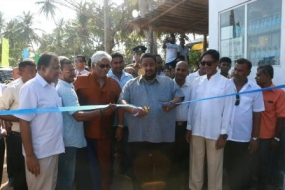 Devinuwara Light House opened for Public