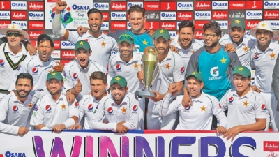 Pakistan seal triumphant Test cricket return with Sri Lanka win