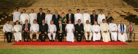 President Appoints New Cabinet of Ministers