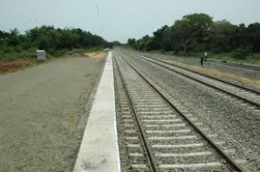 Anuradhapura-Omanthai Railway track to be reconstructed to maintain 100kmph speed