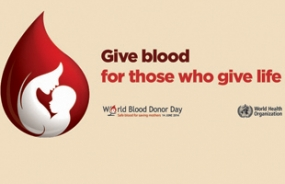 WHO urges safe blood transfusions to save mothers