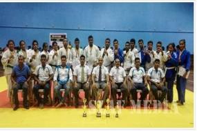 Air Force Judos shine at the National Novices Championship