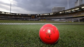 Pink ball 'ready' for Test debut