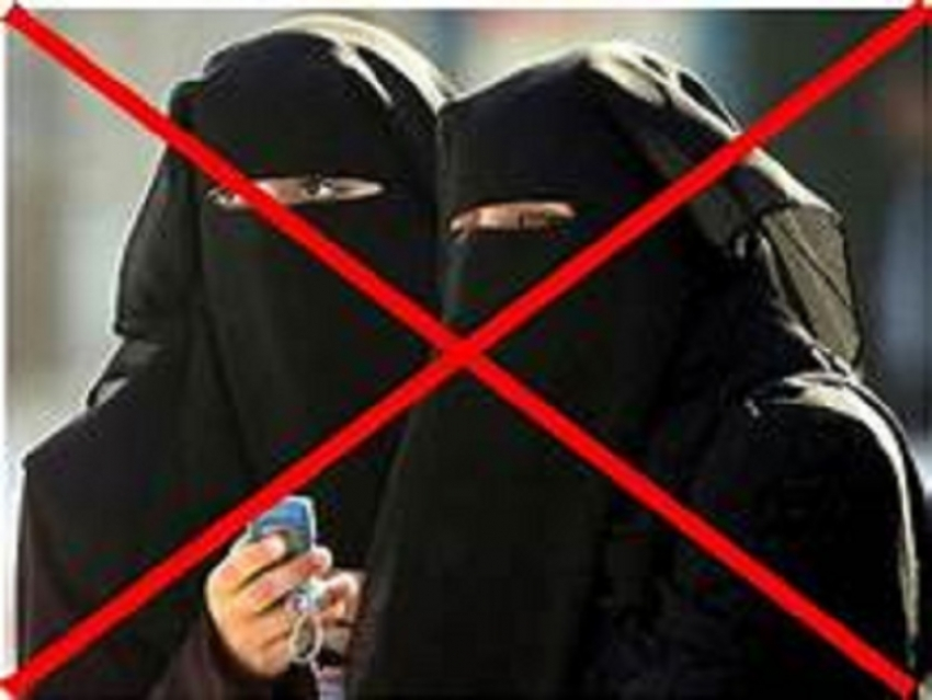 Shiv Sena asks  ban burqa in India