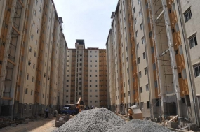 Govt. allocates Rs.1878Mn for modernization of housing schemes