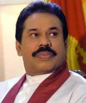 Twitter Q&A with President Rajapaksa