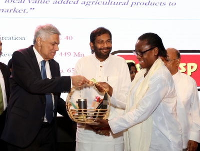 International Assistance for modernization of agriculture sector