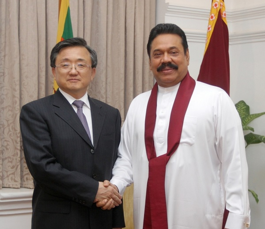 China pledge to support Sri Lanka at UNHRC and UN Security Council