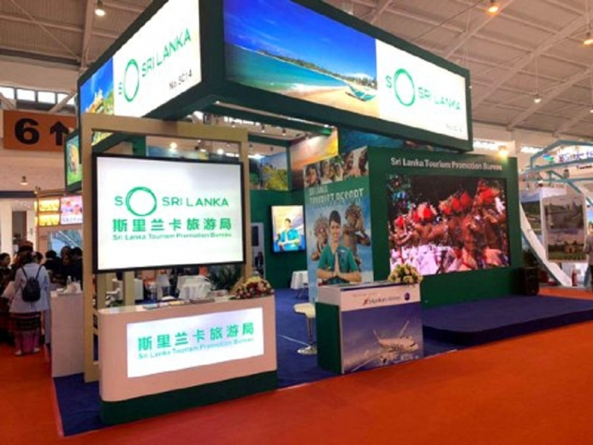 Sri Lanka shows its potential at the China International Travel Mart